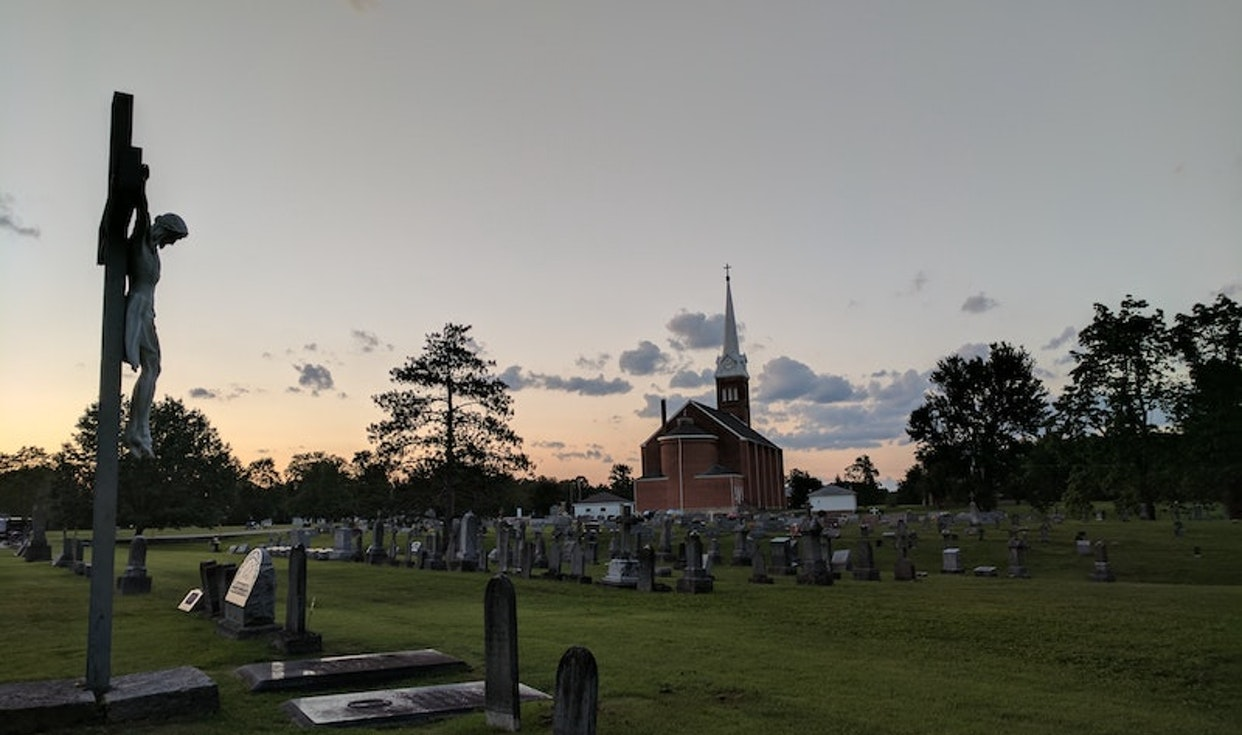how much does it cost to be buried